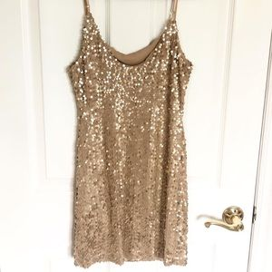 Nordstrom Sequin Mini Dress